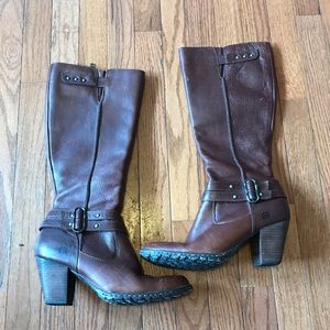 Born Taro Briar Riding Boots Size 8.5